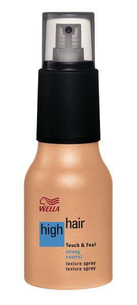 Wella High Hair Touch und Feel Spray 200 ml | Lockenauffrischer