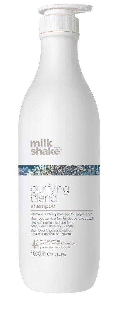 milk shake purifying blend shampoo 1000 ml bei schuppigen haaren ebay. Black Bedroom Furniture Sets. Home Design Ideas